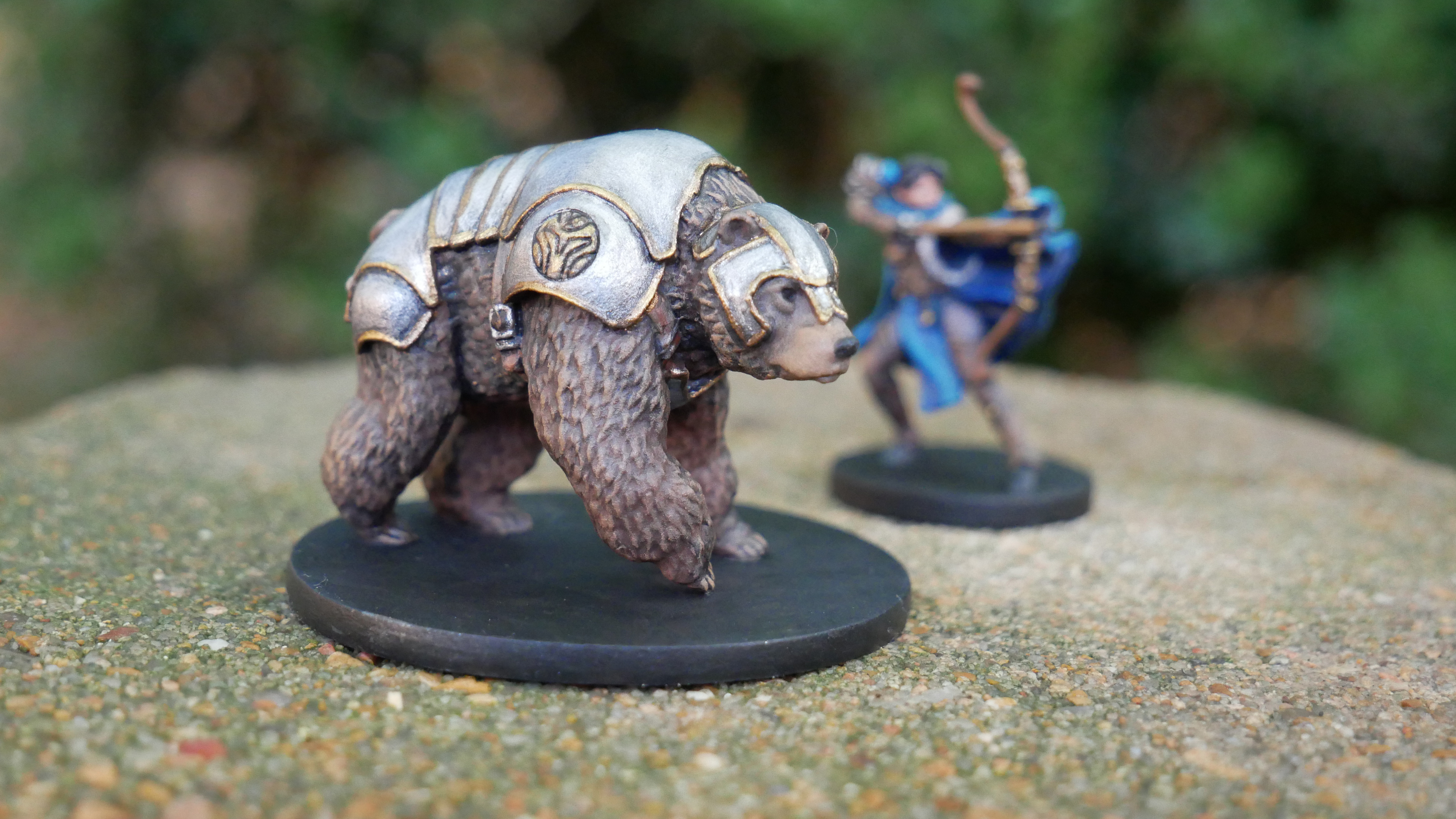 Painted Trinket Miniature from the Critical Role Kickstarter by Steamforged