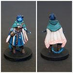 Painted Jester Miniature from Critical Role