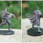 Painted Vax Miniature from Critical Role Kickstarter by Steamforged