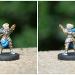 Pike Miniature from Critical Role Kickstarter by Steamforged
